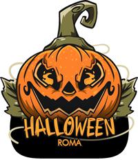 Halloween Roma Logo