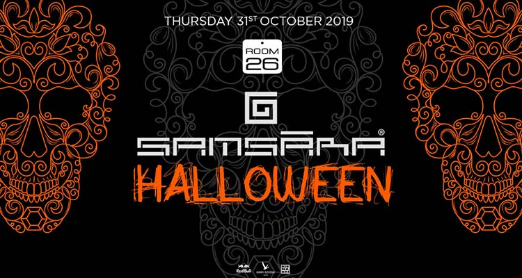 ROOM 26: SAMSARA ON TOUR – HALLOWEEN EDITION